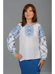 Вишиванка-блуза ЖБВ 35-3