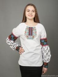 Вишиванка-блуза ЖБВ 37-1