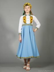 Вишите плаття ЖПВ 41-1
