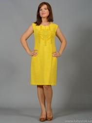 Вишита сукня хрестиком ЖПВ 45-2