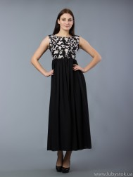 Вишита сукня хрестиком ЖПВ 53-1