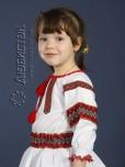 Вишиванка для дівчинки ЖБ 88-44