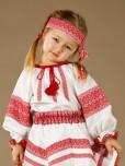Вишиванка для дівчинки ЖБ 94-11