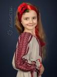 Вишита сукня для дівчинки ЖП 5-49