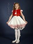 Вишита сукня для дівчинки ЖП 33-33