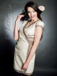Вишита сукня ЖП 11-62