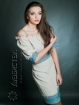 Вишита сукня ЖП 36-28
