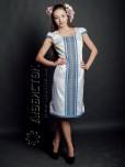 Вишита сукня ЖП 54-23