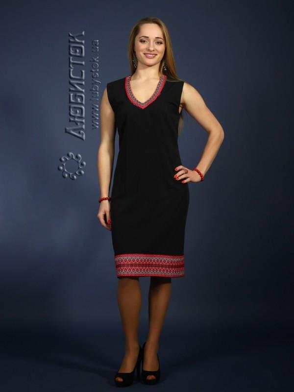 Вишита сукня ЖП 61-27
