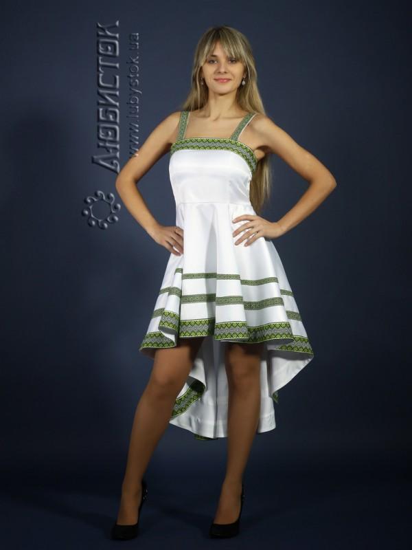 Вишита сукня ЖП 62-46