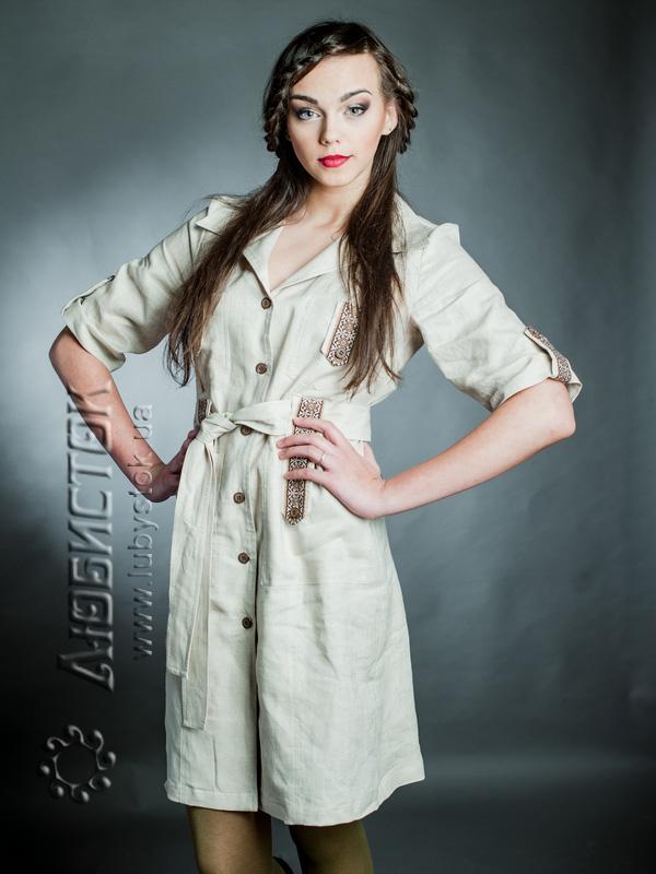 Вишита сукня ЖП 67-62
