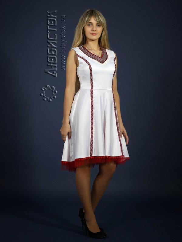 Вишита сукня ЖП 72-63