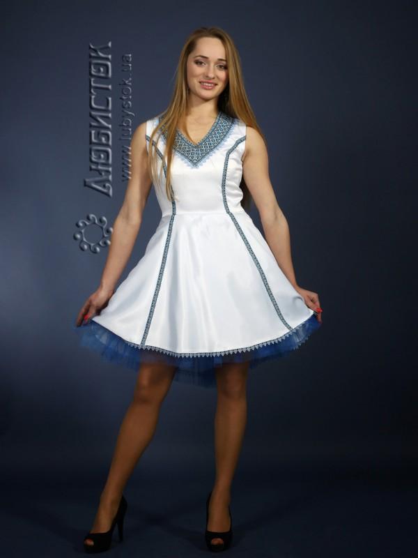 Вишита сукня ЖП 73-68