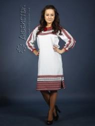 Вишите плаття ЖП 75-49