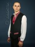 Вишитий чоловічий костюм КХ 18-26