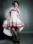 Вишитий жіночий костюм ЖК 67-44