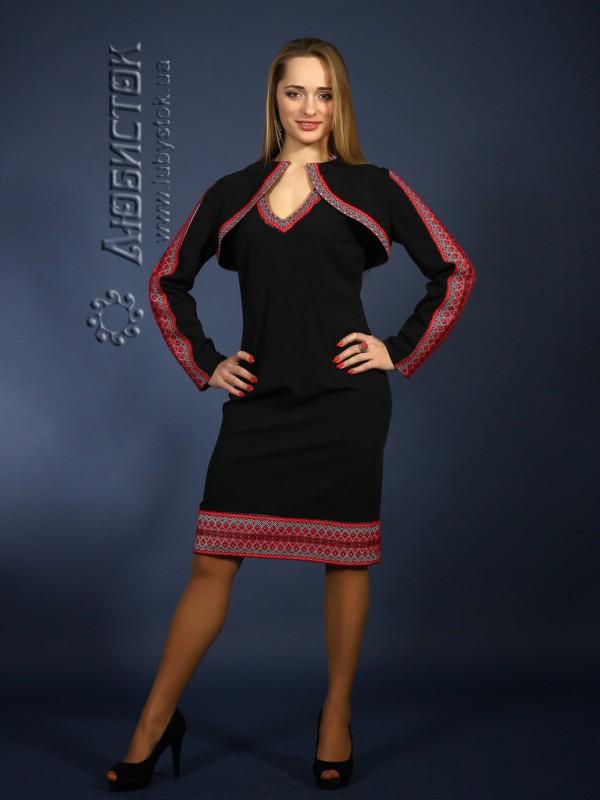 Вишитий жіночий костюм ЖК 73-27