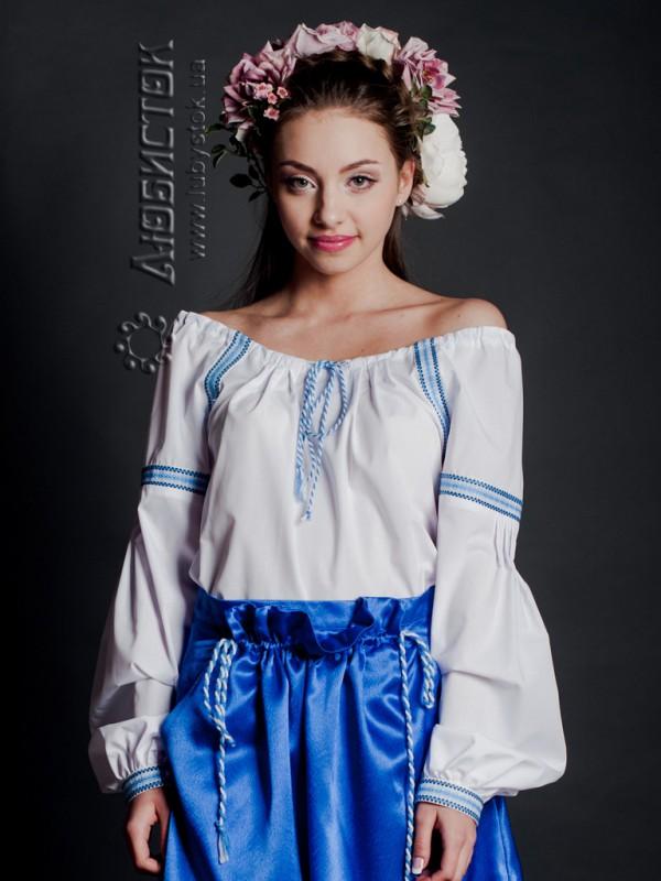 Вишита блуза ЖБ 102-36