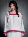 Вишита блуза ЖБ 105-47