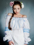 Вишита блуза ЖБ 86-55