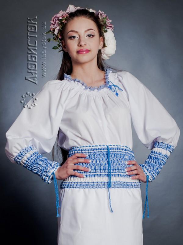 Вишита блуза ЖБ 95-32