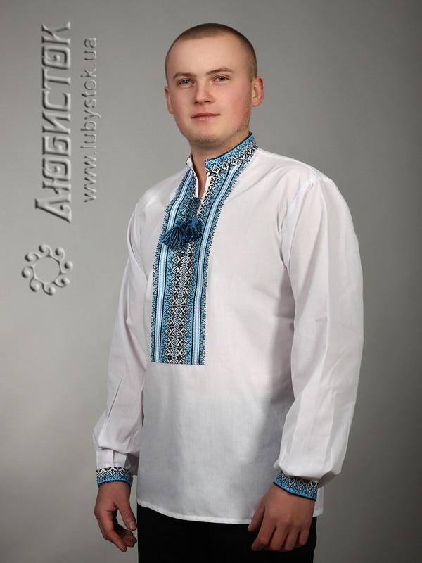 Вишита сорочка ЧС 2-23