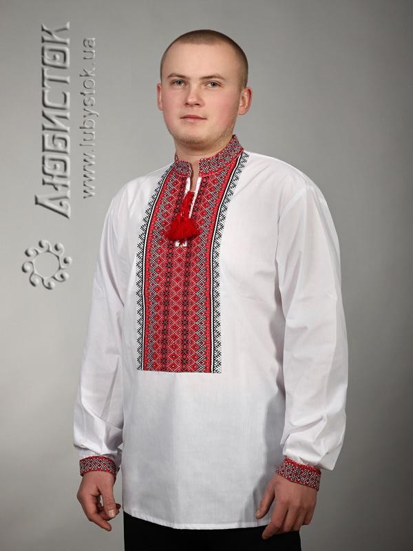 Вишита сорочка ЧС 2-27