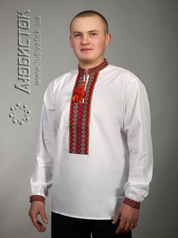 Вишита сорочка ЧС 2-44