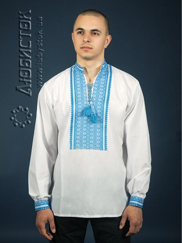 Вишита сорочка ЧС 2-58