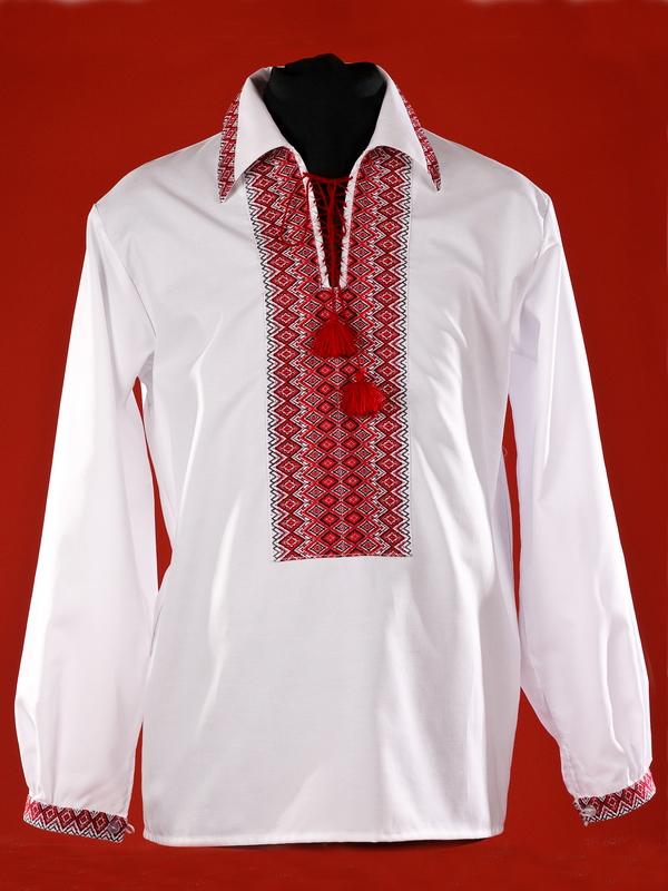 Вишита сорочка ЧС 4-16