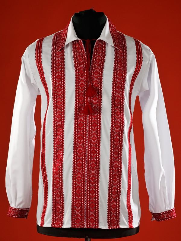 Вишита сорочка ЧС 5-13