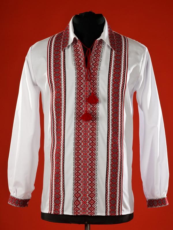 Вишита сорочка ЧС 6-16
