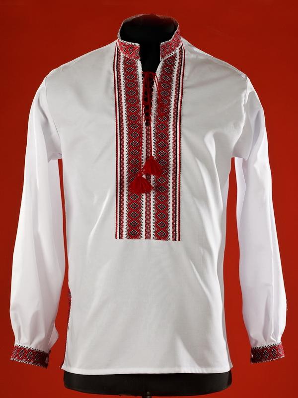 Вишита сорочка ЧС 9-16