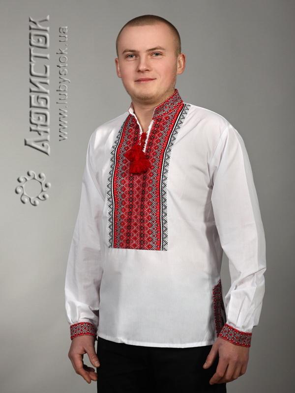 Вишита сорочка ЧС 9-27