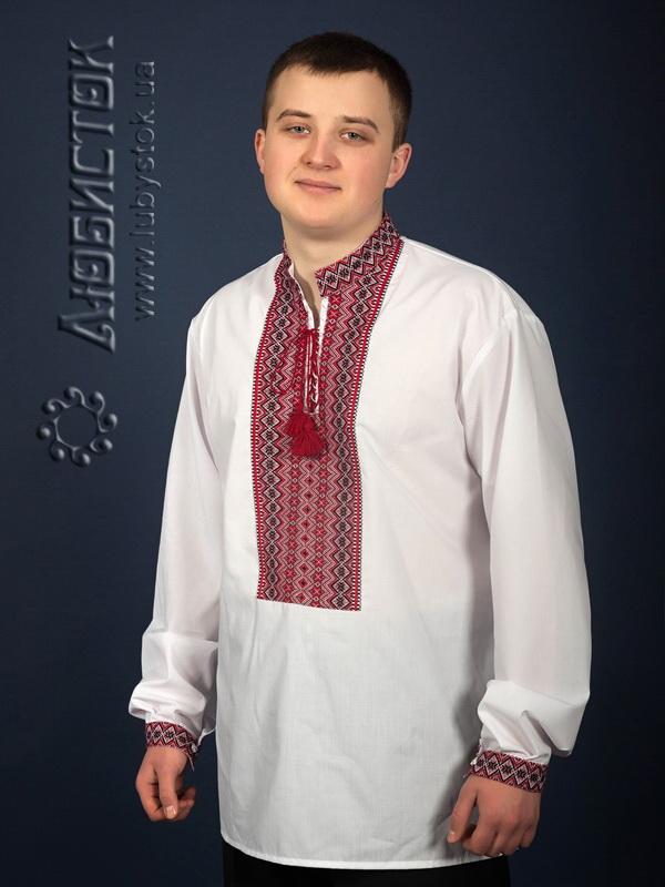 Вишита сорочка ЧС 9-57