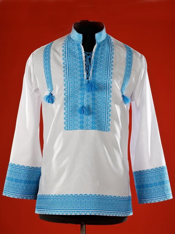 Вишита сорочка ЧС 11-12