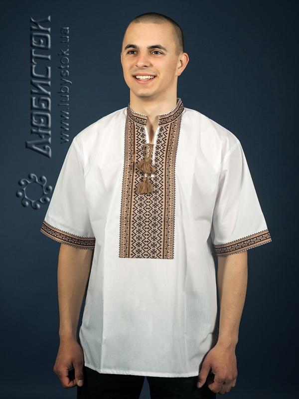 Вишита сорочка ЧС 16-76