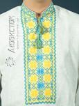 Вишита сорочка хрестиком ЧСВ 4-3