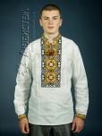 Вишита сорочка хрестиком ЧСВ 11-3